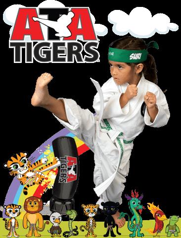 Wilkerson's ATA Martial Arts Tigers